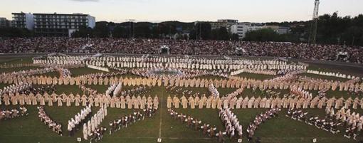 Valstybės 100-metį minėsianti Dainų šventė suvienys tūkstančius lietuvių