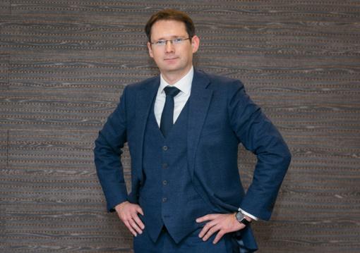 """Informacinių technologijų įmonių """"Penki kontinentai"""" grupės komunikacijai vadovaus G. Kavalskis"""