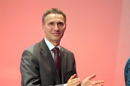 NATO vadovas pasitiki visomis sąjungininkėmis dėl keitimosi informacija