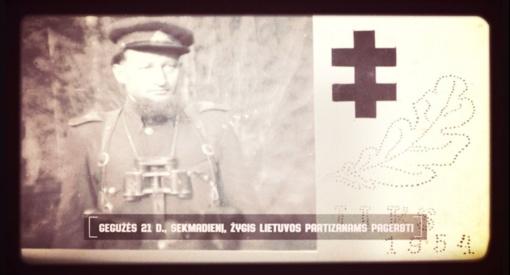 Šimonių girioje – žygis Lietuvos partizanams pagerbti