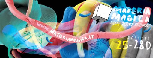 "Festivalis ""Materia Magica"" – visai šeimai"