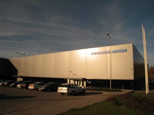 Teismas neatleido Vilniaus pramogų arenos nuo NT mokesčio