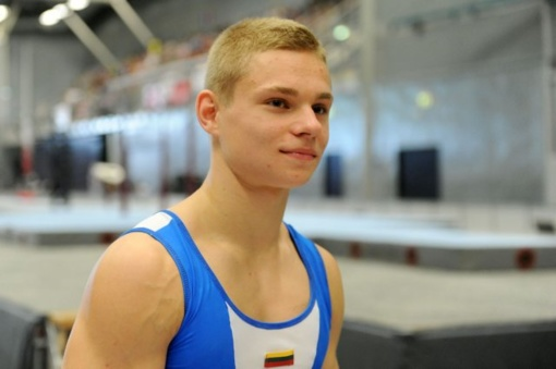 Abu Lietuvos gimnastai kovos varžybų Kroatijoje finaluose