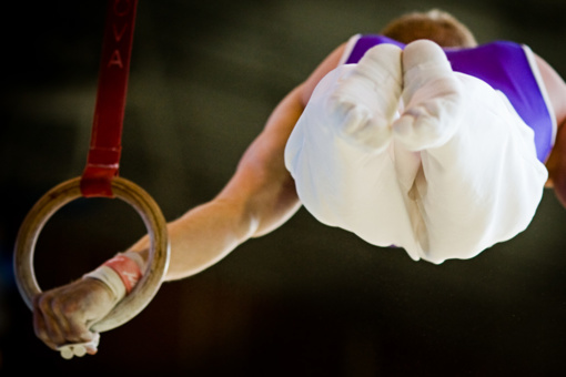 Gimnastas R. Tvorogalas varžybose Kroatijoje liko per žingsnį nuo medalio