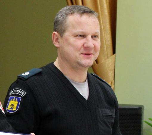 Skuodo policijos pareigūnas tikru policininku pasirodė ir ne tarnybos metu
