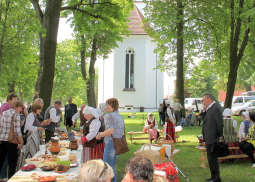 Kelmė kviečia į XXXVII Liaudies meno šventę