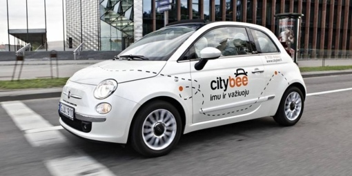 """""""CityBee"""" pradeda veiklą pajūryje"""
