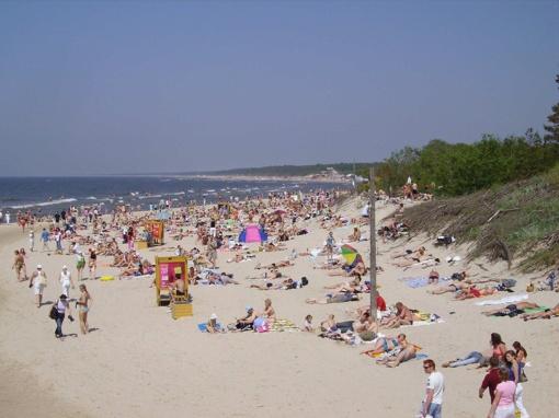 Orai: į Lietuvą atkeliauja svilinantis karštis