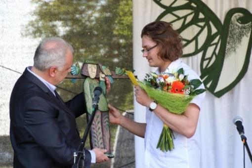 Poezijos pavasario metu įteikta S. Nėries literatūrinė premija