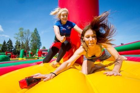 Olimpinės dienos programoje – jau 70 sporto rungčių