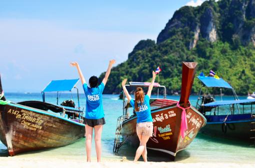 """Į Bankoką su """"Aeroflot"""": apie kontrastų miestą 360° kampu – kokį Tailandą išvydo kelionių profesionalai (1-a dalis)"""