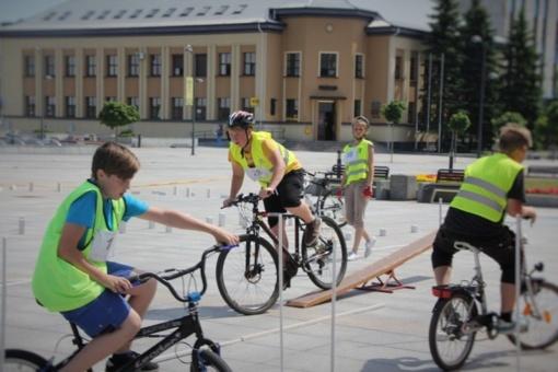 """Nacionalinis """"Saugaus rato"""" konkursas Marijampolėje"""