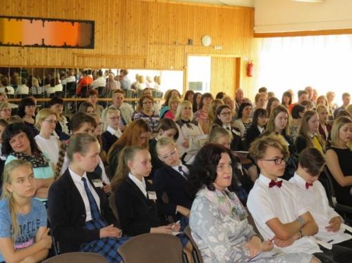 Konferencijoje puoselėta iniciatyva bei lyderystė