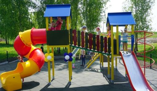 Miesto žaidimų aikštelėms - geresnė priežiūra