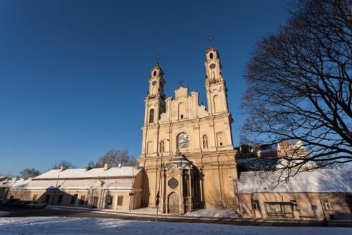 Visuomenininkai paprašo padėti sustabdyti Misionierių ansamblio ir Vilniaus senamiesčio darkymą