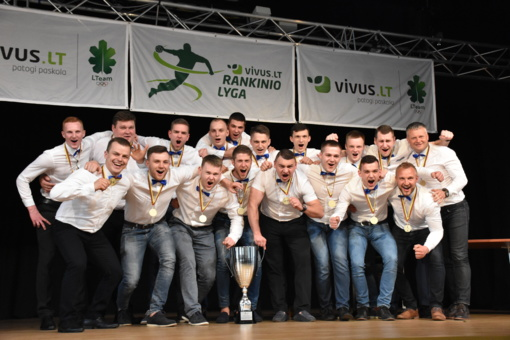 Užbaigtas Lietuvos rankinio lygos sezonas
