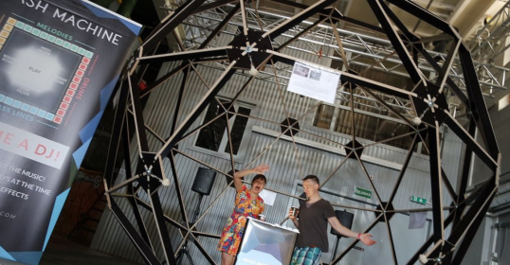 "Technologijų entuziastus buria išradėjų festivalis ""Vilnius Mini Maker Faire"""