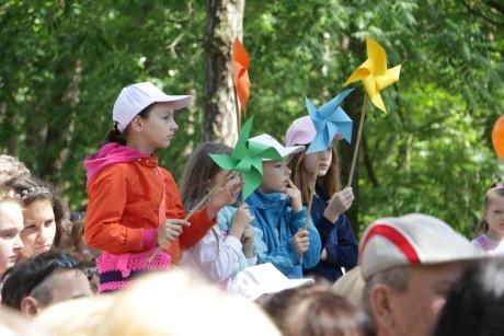 Luko (Elko) miestas kviečia į gausių šeimų festivalį