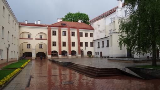 Vilniaus universitetas artėja prie pasaulinių lyderių