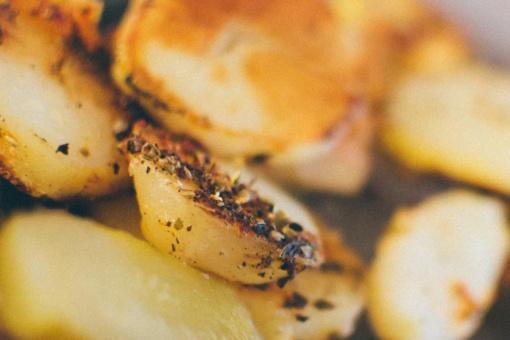 Paprasta – neprasta: bulvių ir kalafiorų apkepas