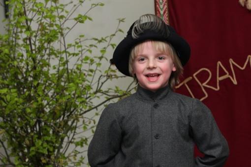 """Kernavėje - jaunųjų liaudies kūrybos atlikėjų šventė """"Tramtatulis"""""""