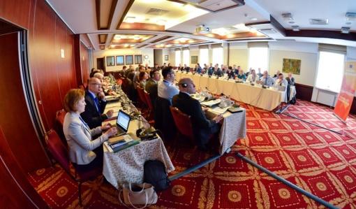 Vyksta Rytų partnerystės integruoto sienų valdymo konferencija