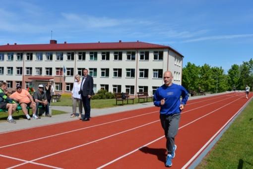 Kvėdarnoje vyko Lietuvos veteranų vasaros sezono atidarymo varžybos