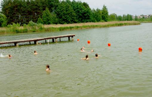 Paaiškėjo, ar Utenos rajono maudyklų vanduo yra švarus