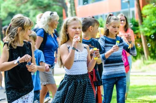 Vaikų vasaros stovyklų plėtra – kokybiško vaikų vasaros poilsio link