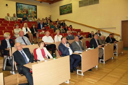 Druskininkų savivaldybės Tarybos posėdyje svarstyti gyventojams aktualūs klausimai