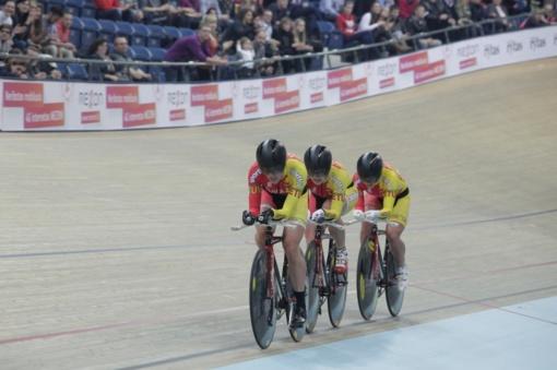 Panevėžiečiai dviratininkai iš Maskvos grįžo su apdovanojimais