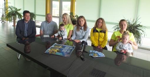 """""""Gintra-Strektė-Universitetas"""" Europos moterų žolės riedulio čempionate sieks iškovoti medalius"""