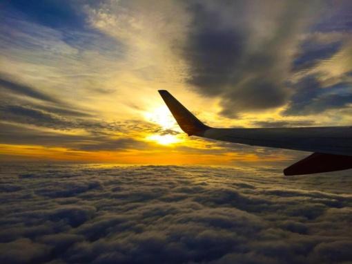 Šalies oro uostų pusmetis: 15 proc. daugiau skrydžių ir naujas rekordas