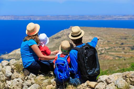 Patarimai besiruošiantiems į kelionę su mažais vaikais