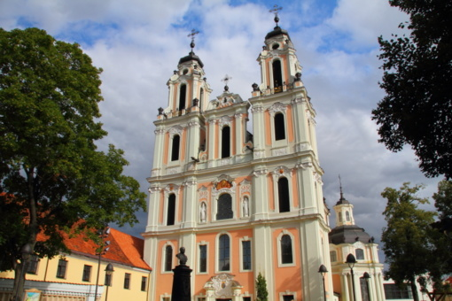 Šv. Kotrynos bažnyčioje koncertuos du chorai ir solistai