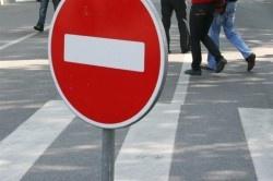 Informacija apie eismo sustabdymą Olimpinės dienos renginių metu