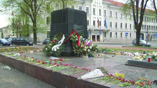 Šiauliuose vėl virė diskusijos dėl sovietų karių kapų likimo
