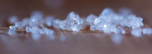 Siekiama mažinti per gausų druskos vartojimą