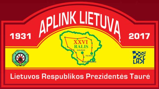"""Ralis """"Aplink Lietuvą 2017"""""""