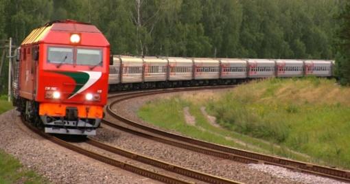 Į Lietuvą atvyksta pirmasis šiemet traukinys iš Kinijos