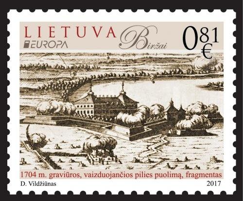 Biržų pilis stoja į kovą su Europos tvirtovėmis