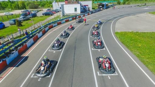 Po antrųjų lenktynių sustiprėjo intriga Lietuvos kartingo čempionate