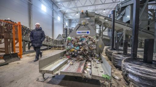 Atliekų rūšiavimo centrai gali būti uždaryti