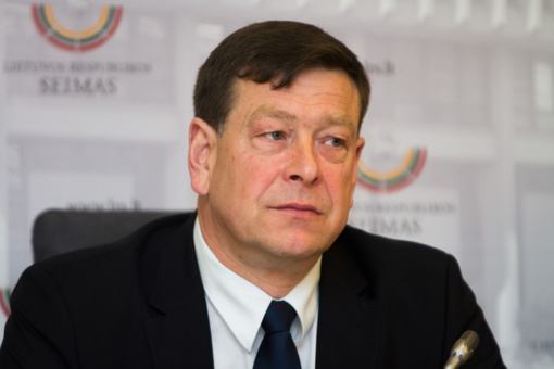 """Seimo narys Valentinas Bukauskas: """"Palaikau švietimo ir mokslo ministrės poziciją, kad savivalda būtų savarankiškesnė"""""""