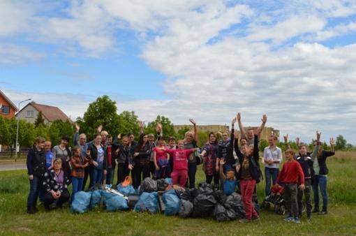 """Pilietinė iniciatyva """"Aš už Lietuvą"""" subūrė geresnei vaikų ateičiai"""