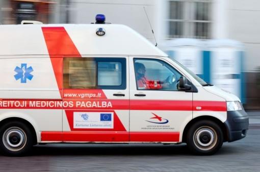 Vilniuje per avariją žuvo motociklininkas