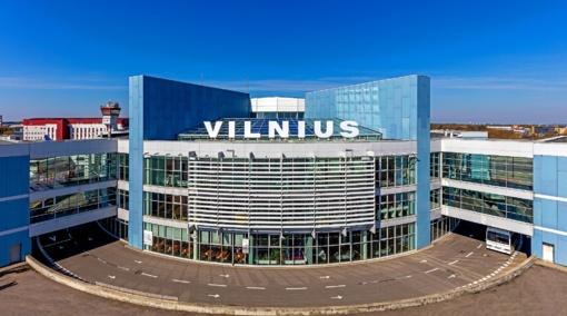 Vilniaus oro uoste sulaikyti du teisėsaugos ieškomi lietuviai