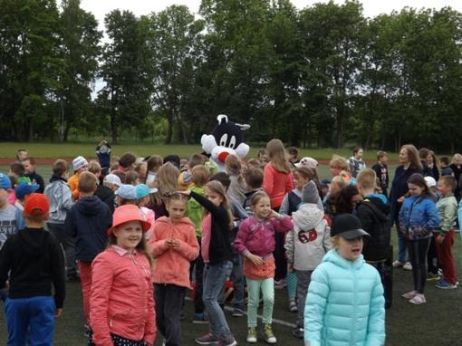 Mokiniai laisvalaikį leis įdomiose vasaros stovyklose