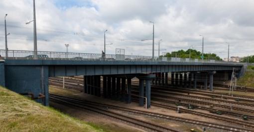 Bus rekonstruojamas Rodūnės viadukas – laukia eismo organizavimo pokyčiai
