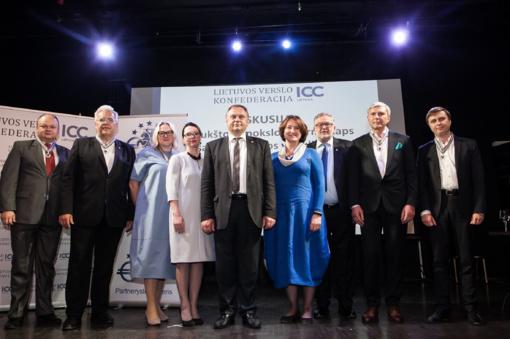 LVK apdovanojimuose - dėmesys socialinę atsakomybę auginančiam verslui
